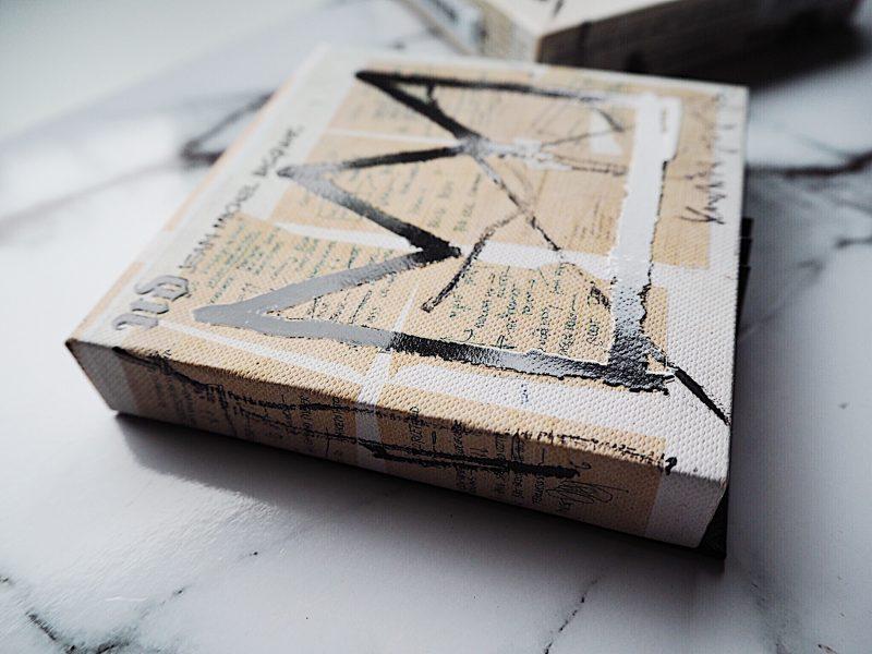 urban decay, gallery blush palette, udxbasquiat, jean-michel basquiat