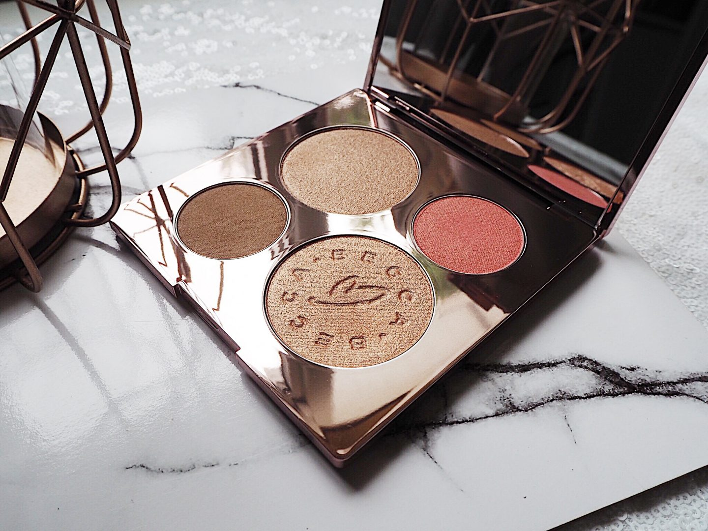 Becca X Chrissy Teigan Glow Face Palette