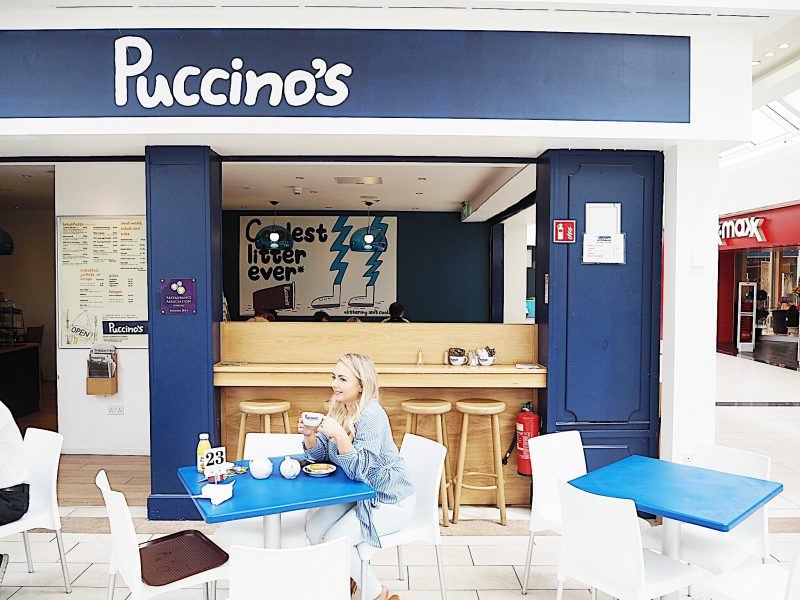 puccinos douglas village shopping centre