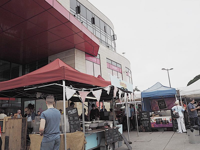 douglas village shopping centre farmers market