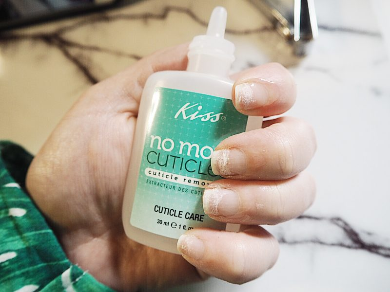 diy manicure cuticle remover kiss bring the salon home