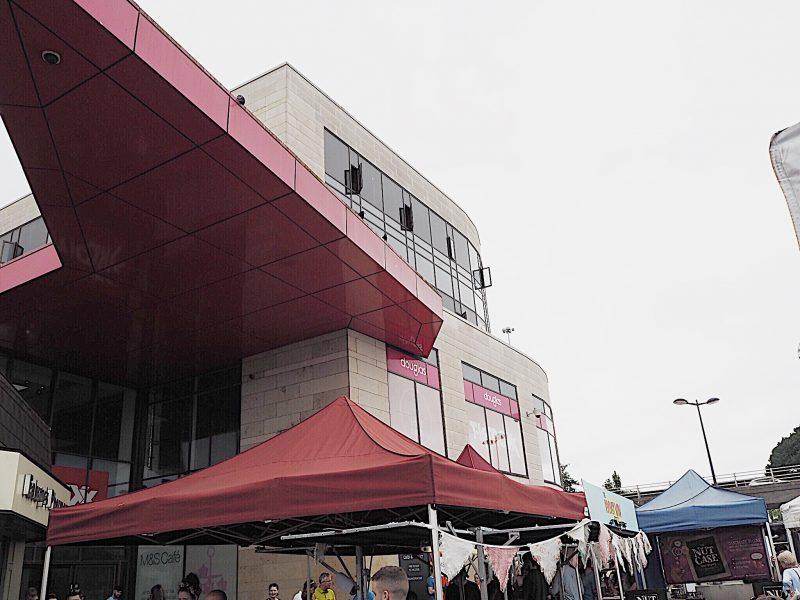 douglas village shopping centre, douglas farmers market