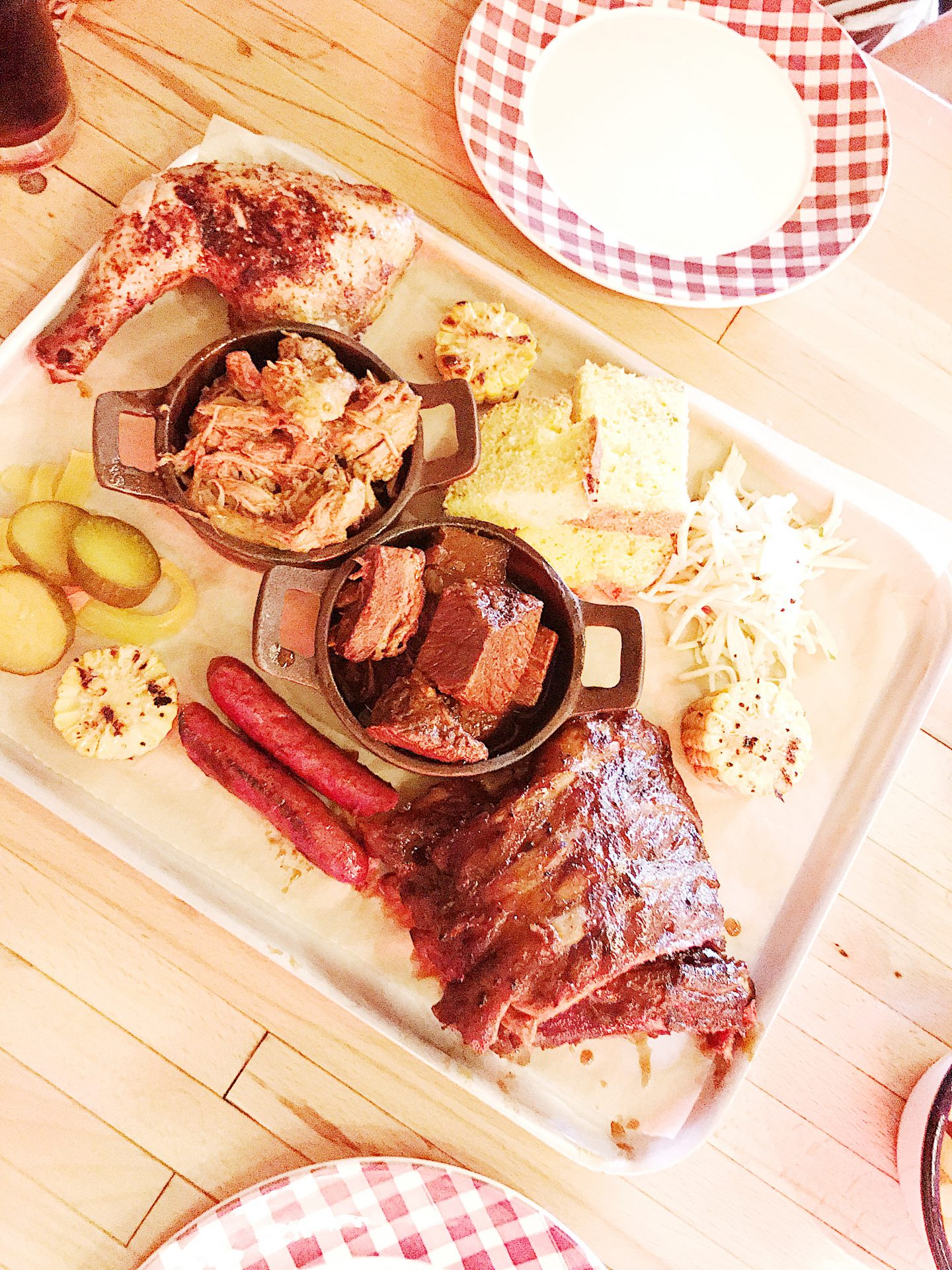 Holy Smoke BBQ: Cork Eats