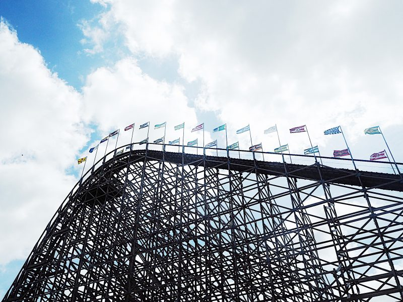 tayto park rollercoaster ireland