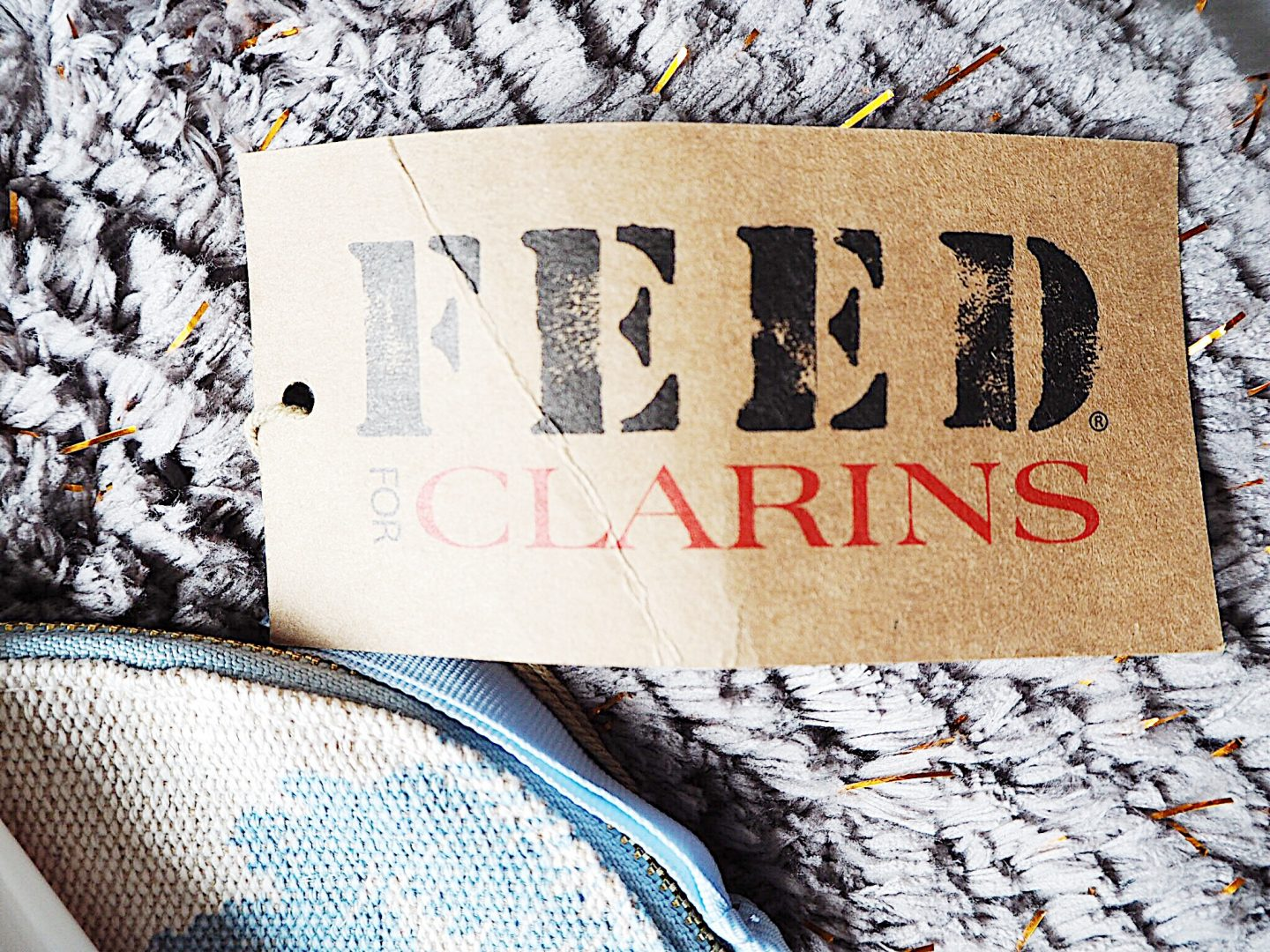 Clarins FEED Project: Brands Give Back
