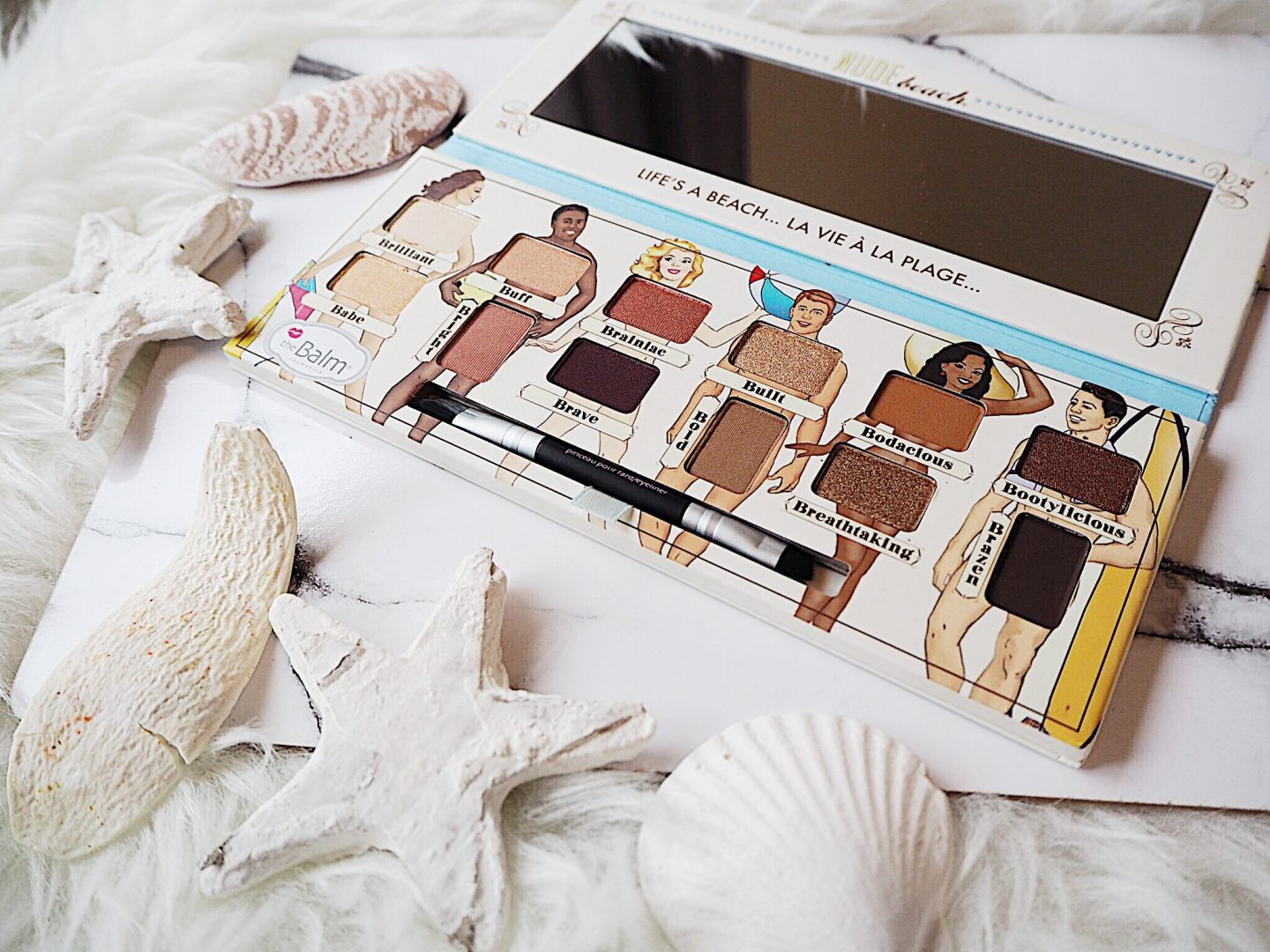 Nude Beach Palette By The Balm