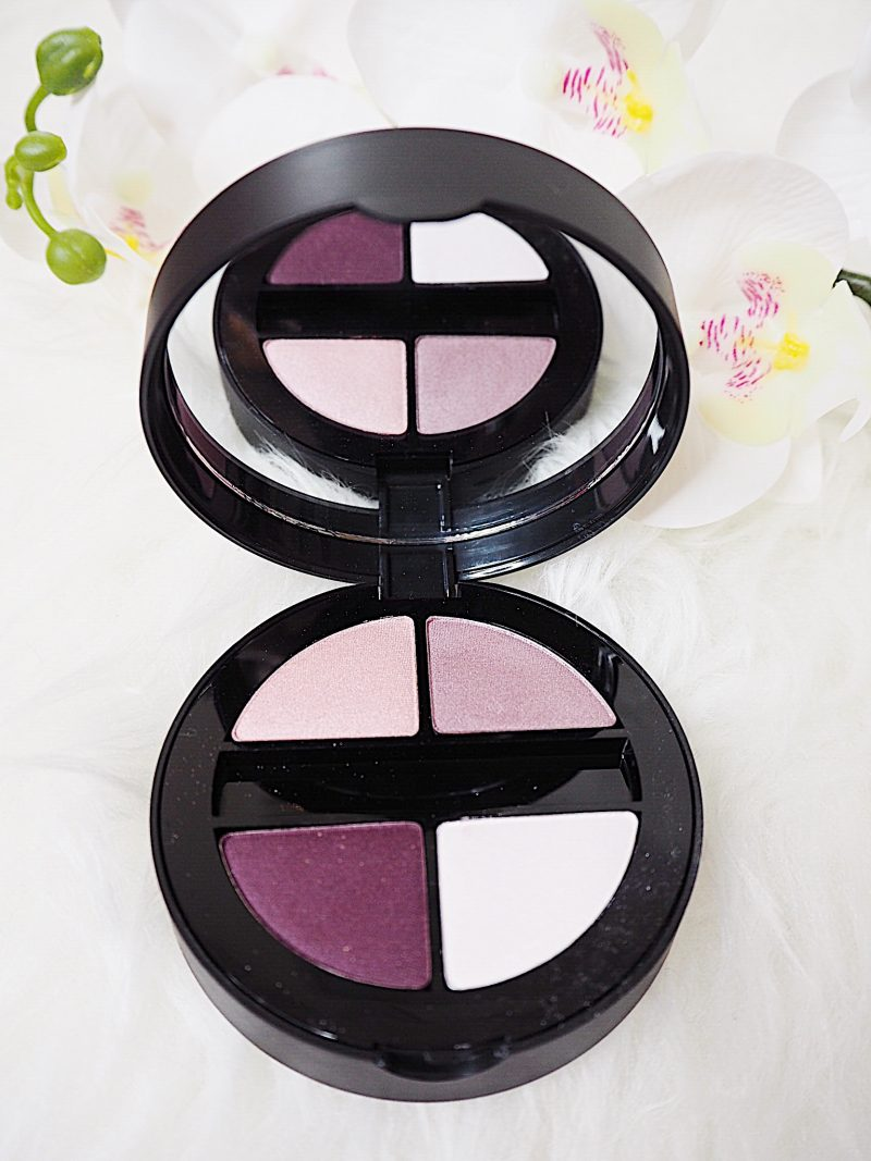 NOTE Cosmetics luminous silk quattre eyeshadow