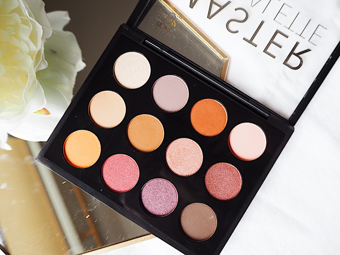 New Master Eyeshadow Palette By Primark