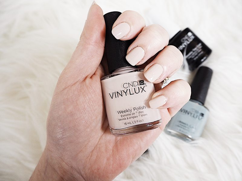 cnd glacial illusion winter collection