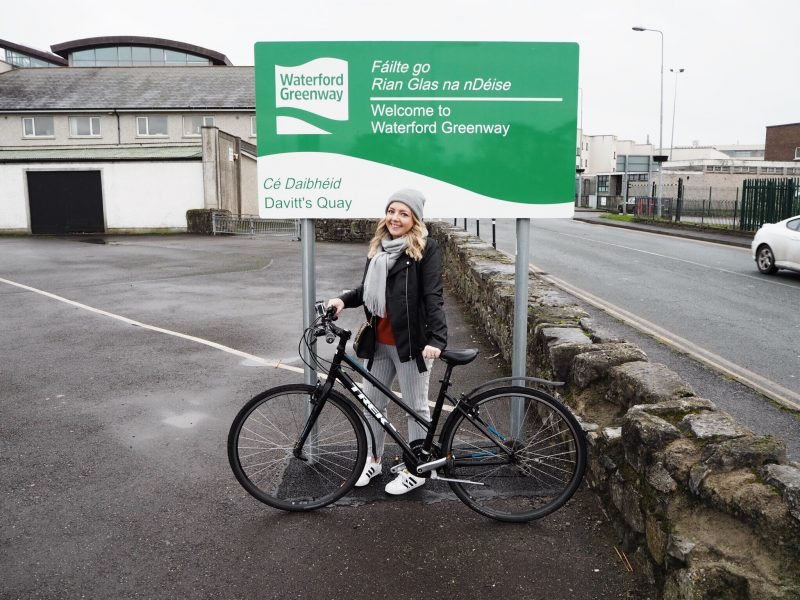 waterford greenway park hotel dungarvan cycling ireland