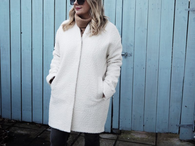 winter coat primark penneys high street affordable fashion