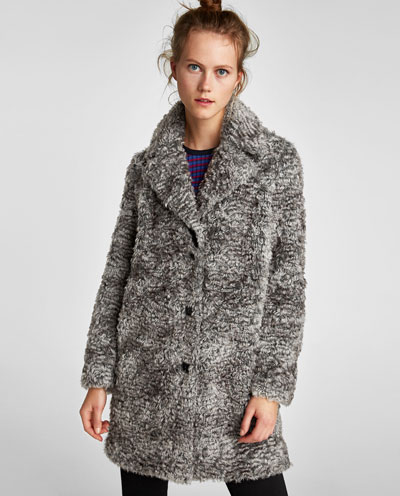 WINTER COAT AFFORDABLE HIGH STREET FASHION