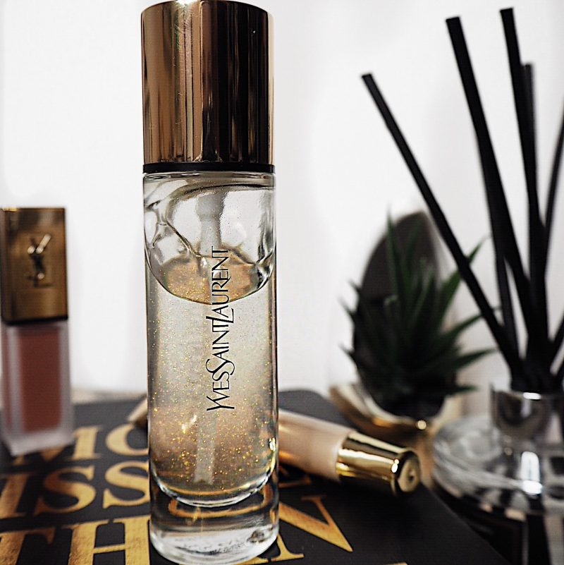 YSL Beauty review all hours foundation faux cils touche eclat primer luxury beauty