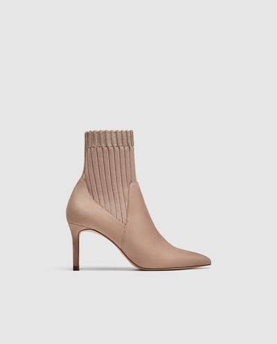 zara sock boot online shopping