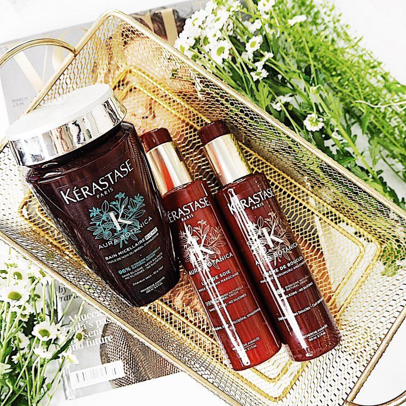 Aura Botanica Kerastase hair shampoo