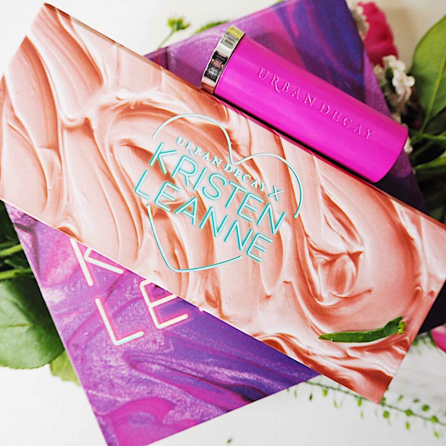 UD X Kristen Leanne – Swatches and First Impressions