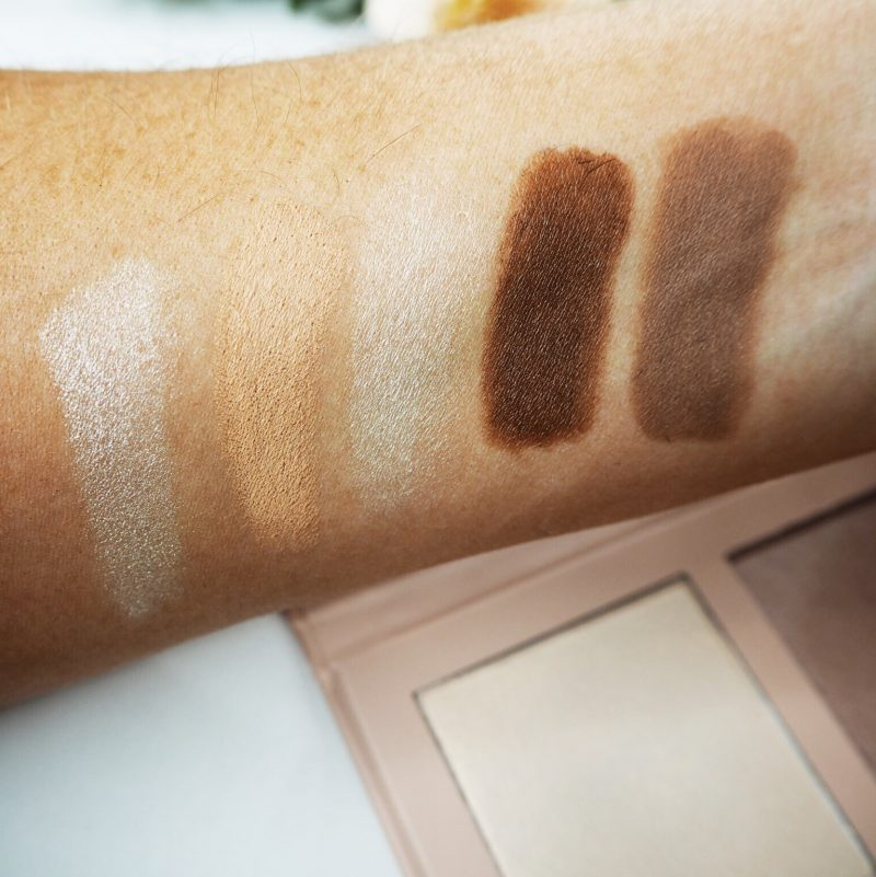 ps nudes collection kkw contour sticks
