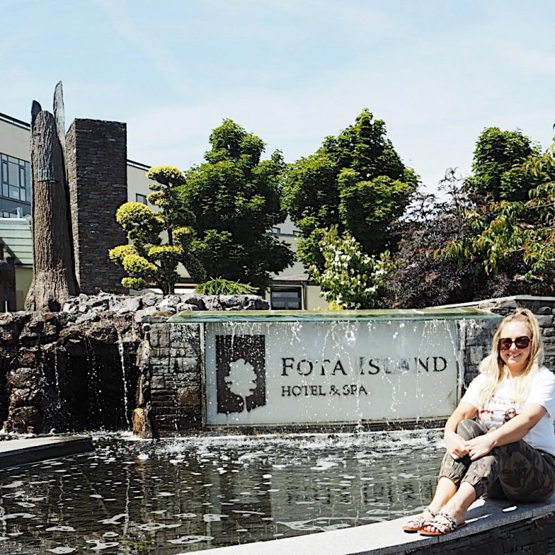 fota island resort five star hotel cork