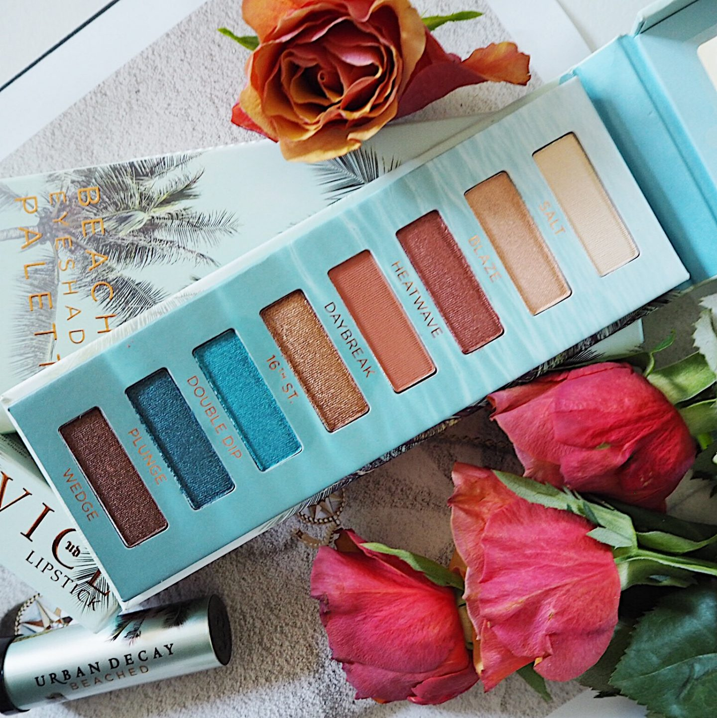 Beached Eyeshadow Palette By Urban Decay