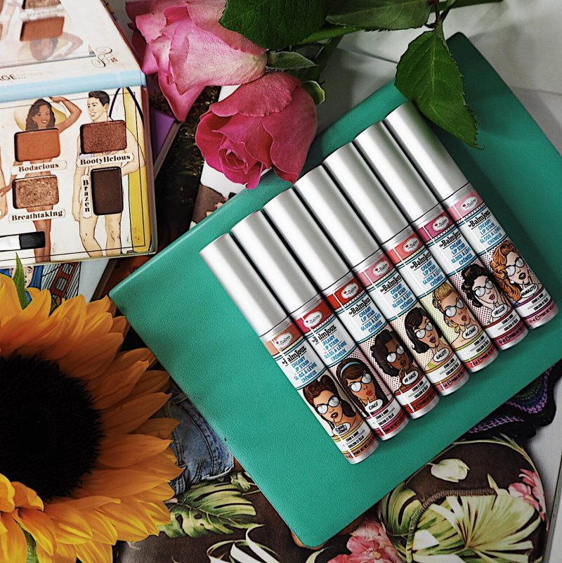the balmjour the balm lipsticks competition