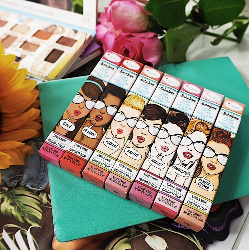 balmjour the balm lip products competition