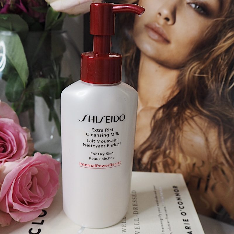 shiseido double cleansing