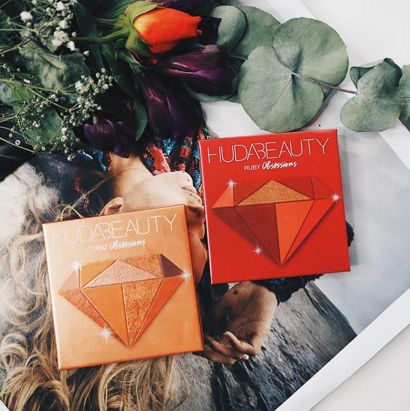 huda obsessions palettes topaz ruby