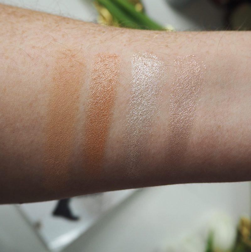 ignited eyeshadow palette nars