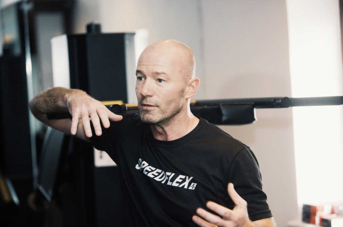 Speedflex And An Interview With Alan Shearer