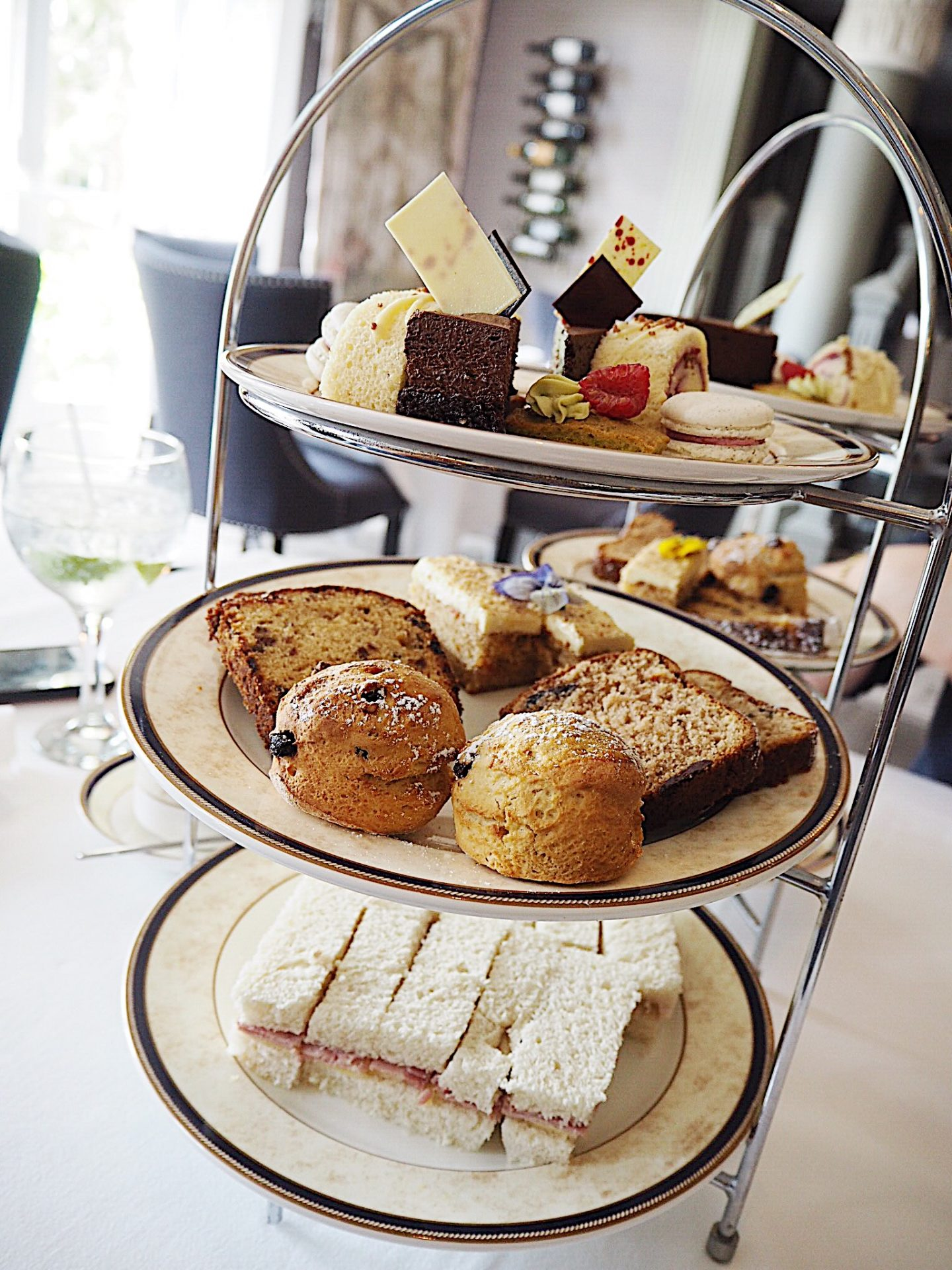 Hayfield Manor: Afternoon Tea and Spa Day