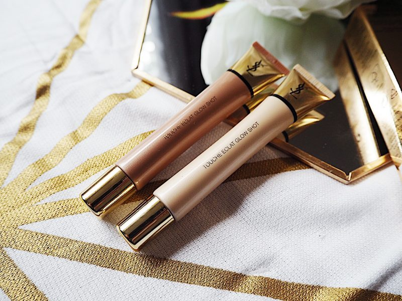 ysl glow shots luxury beauty