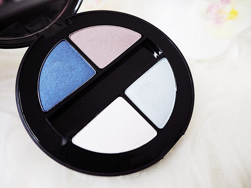 NOTE Cosmetics luminous silk quattro eyeshadow