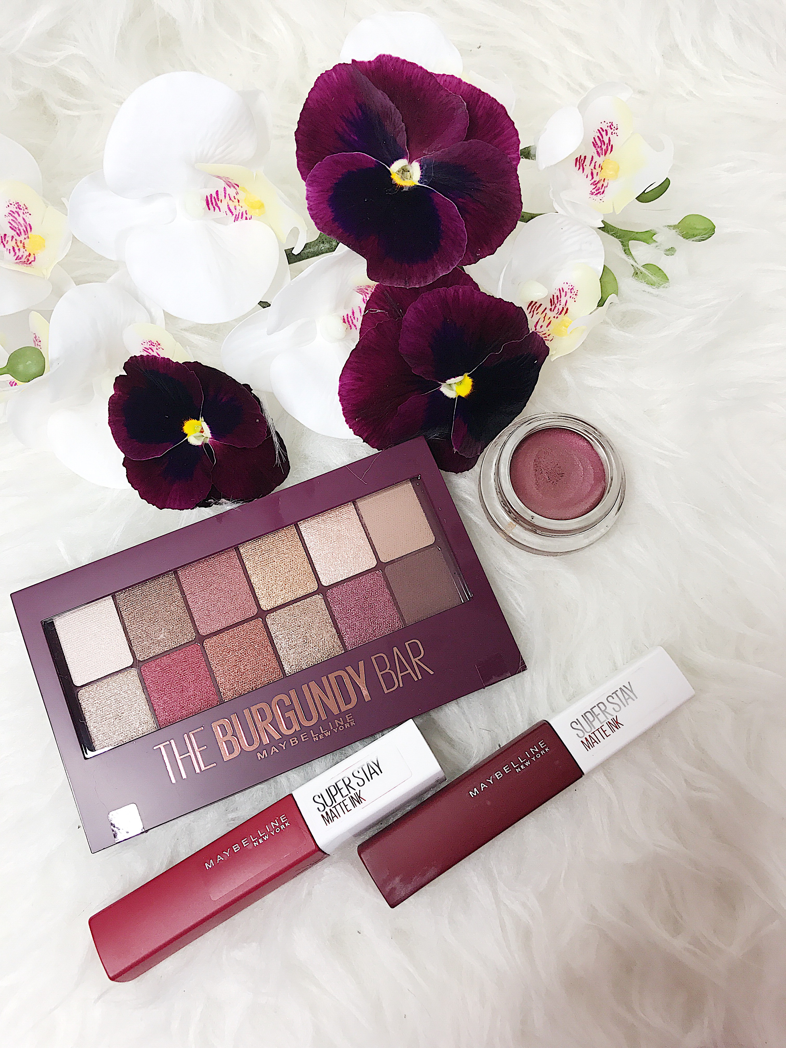 The Burgundy Bar : New In From Maybelline