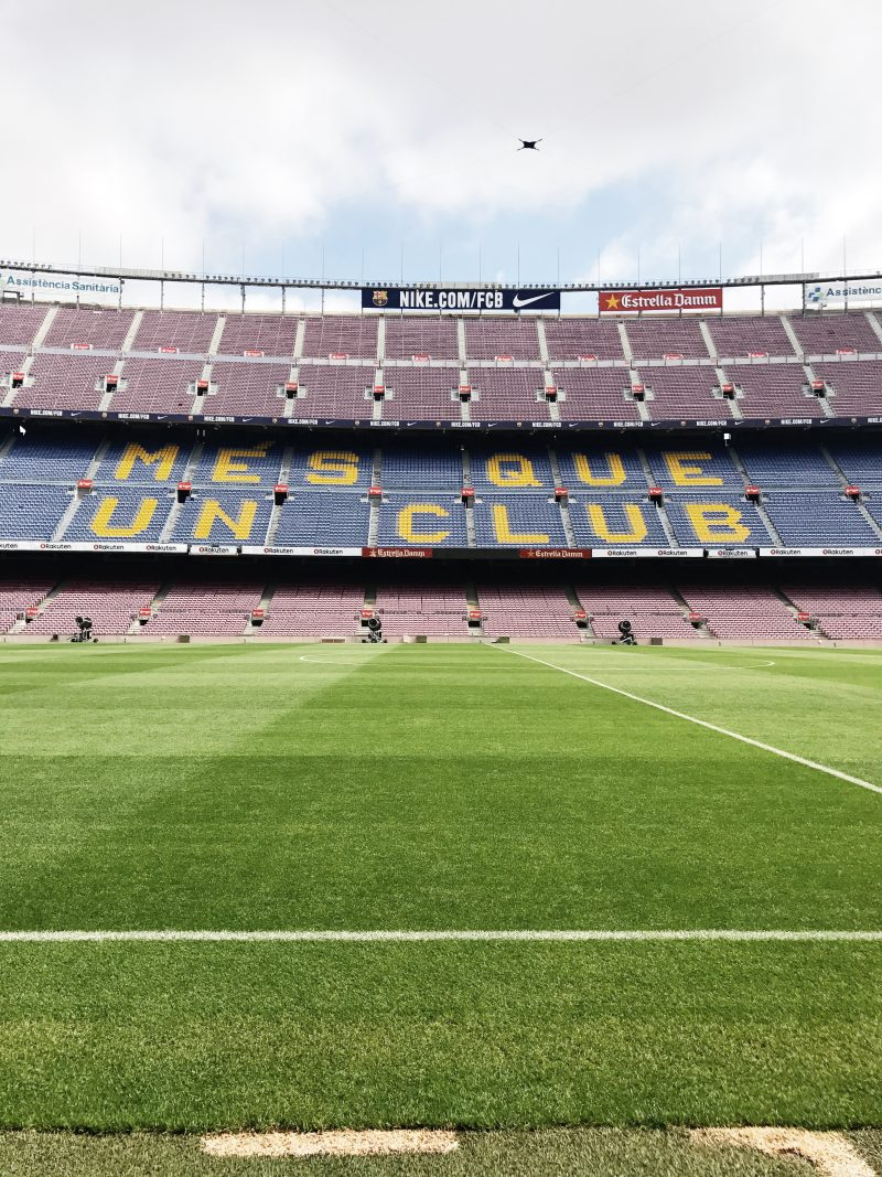 camp nou stadium barcelona salou