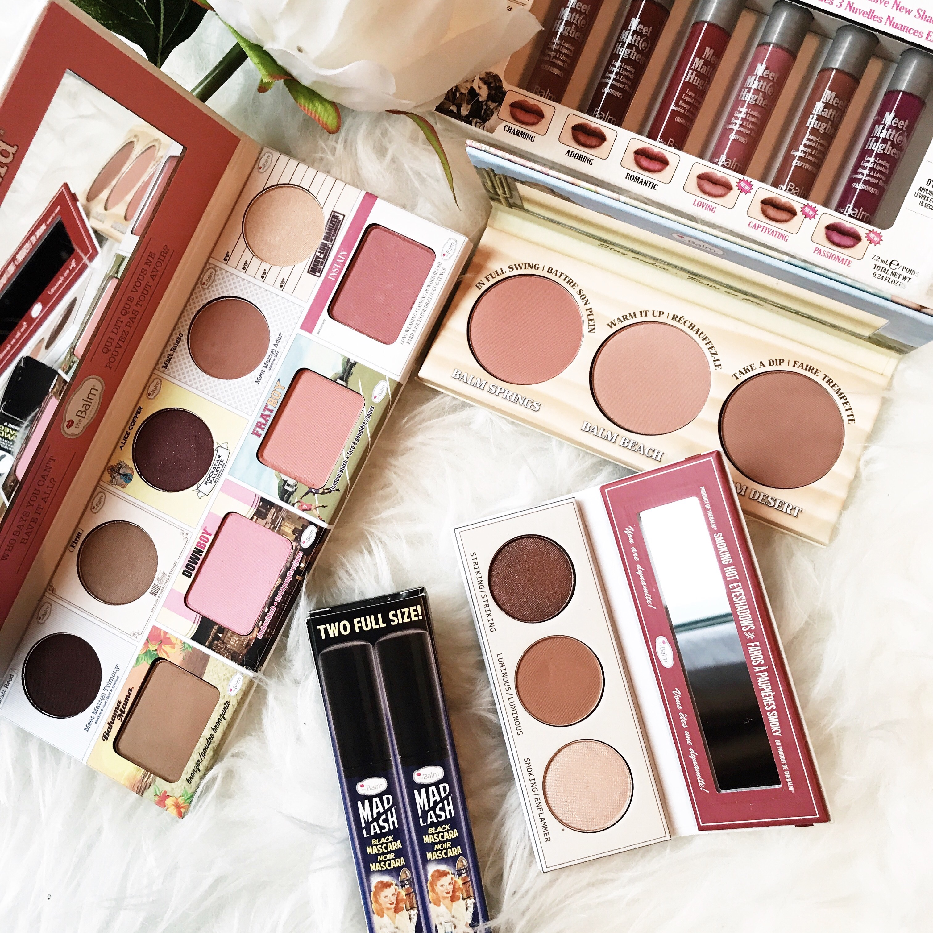 The Balm Holiday Collection 2017