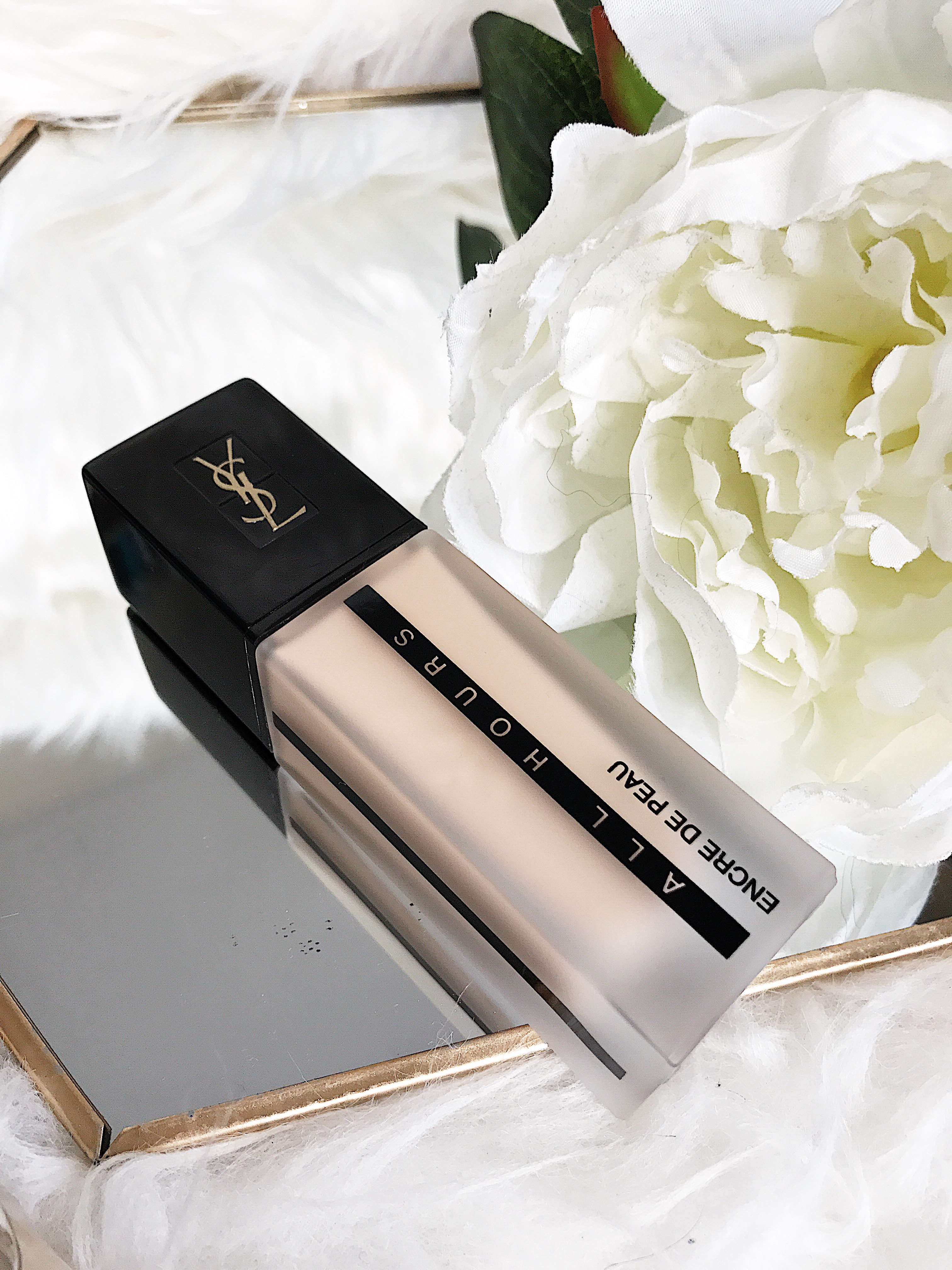 YSL All Hours Foundation – A Review
