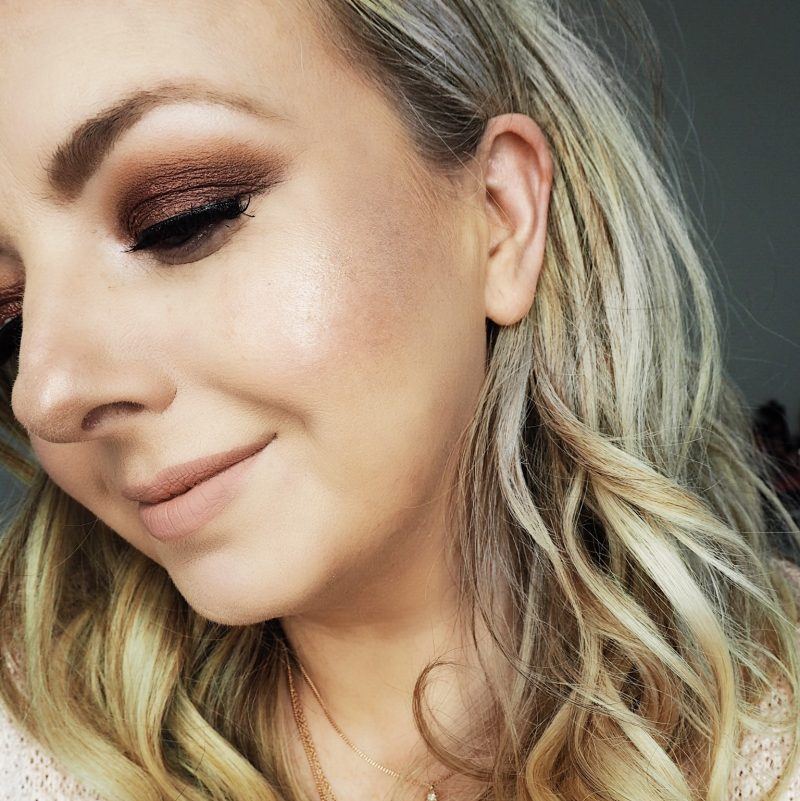 ps nudes collection eyeshadow palette penneys