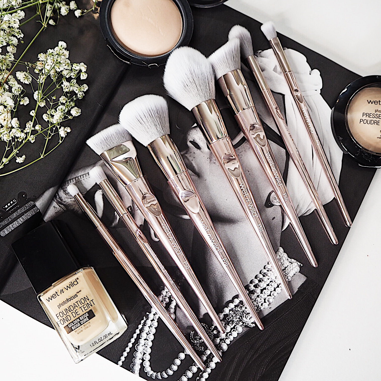 Wet N Wild Pro Brush Line – Affordable Cruelty Free