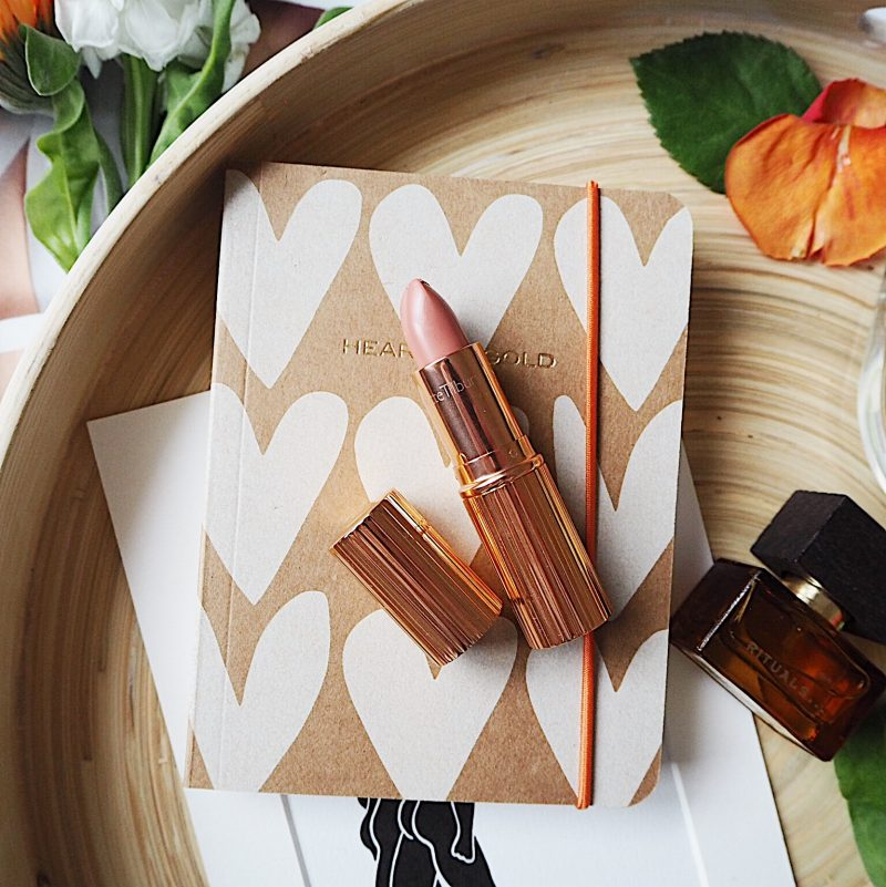 charlotte tilbury bitch perfect nude lipstick