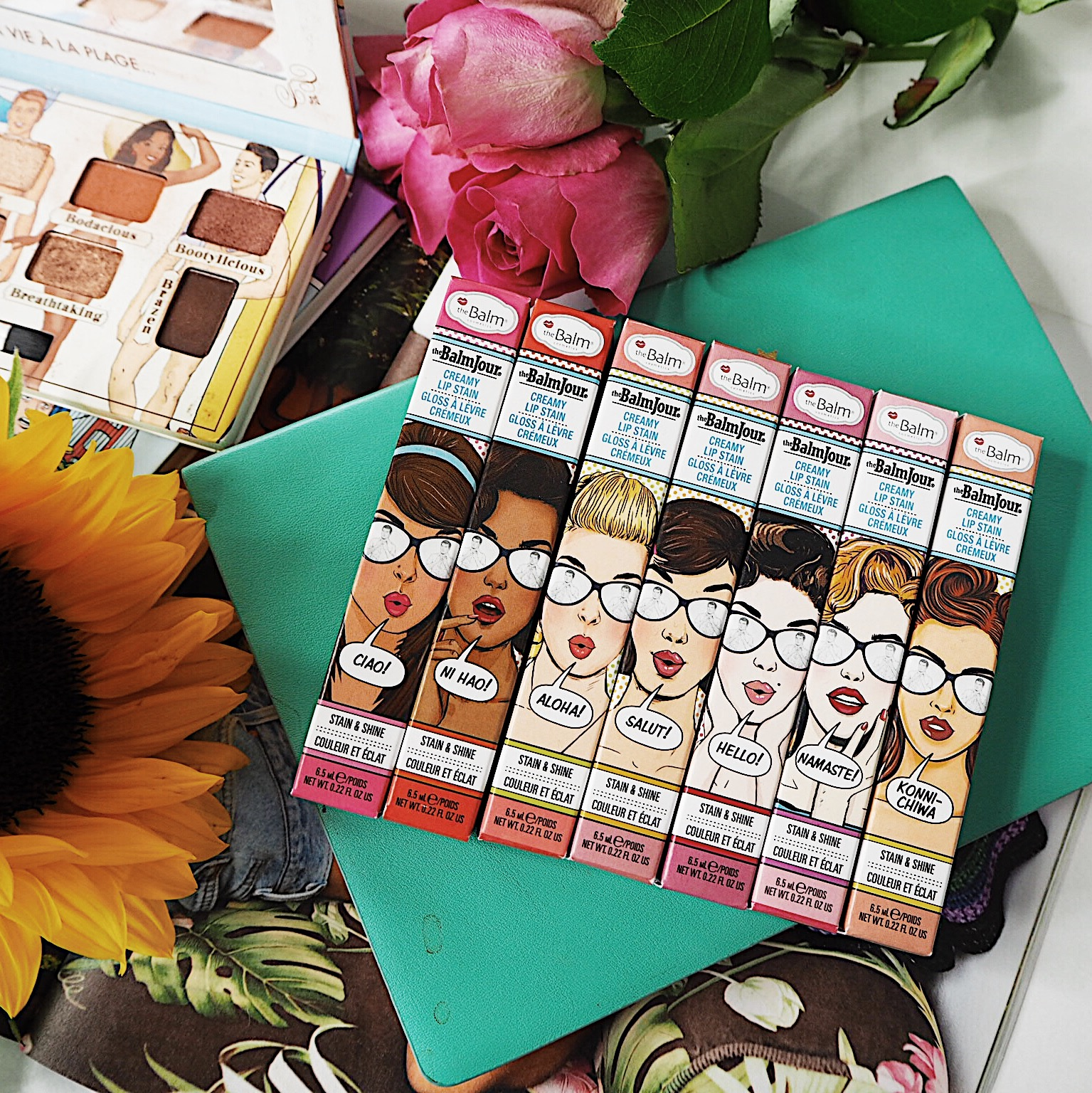 The BalmJour – New In Lips From The Balm
