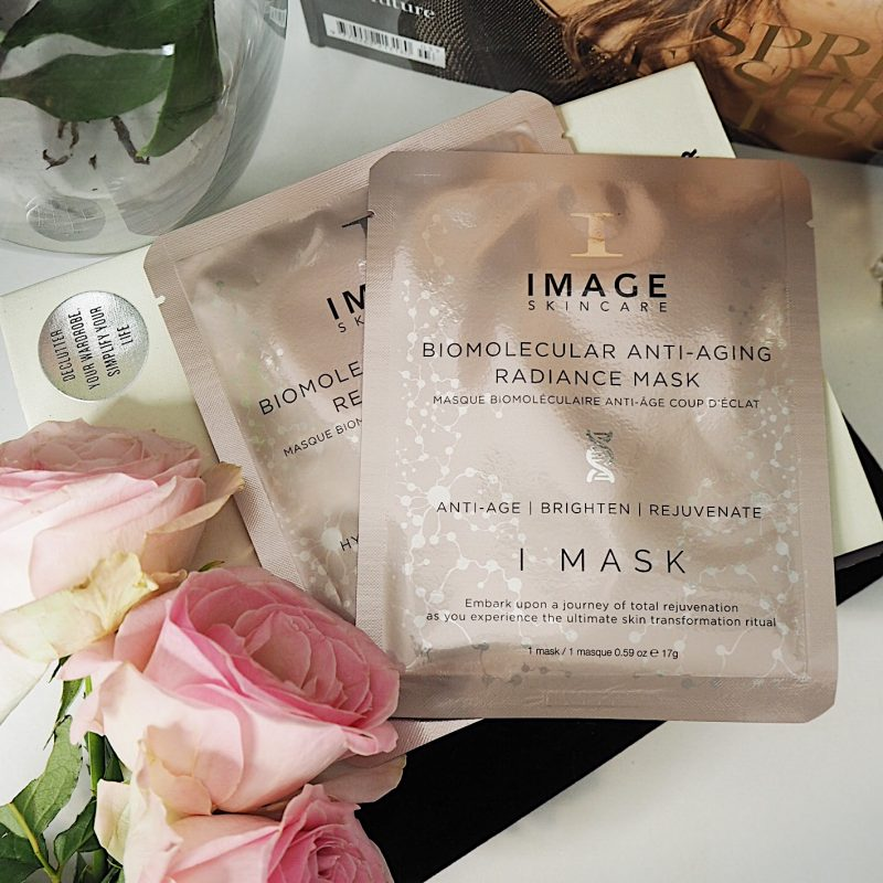 Image skincare sheet mask