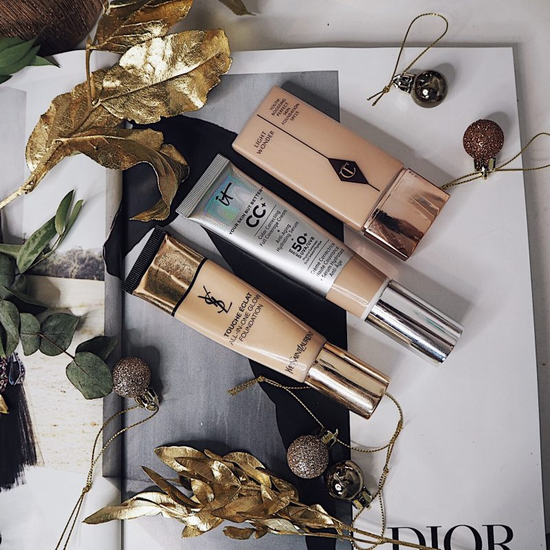 luxury make up christmas gift guide charlotte tilbury it cosmetics ysl