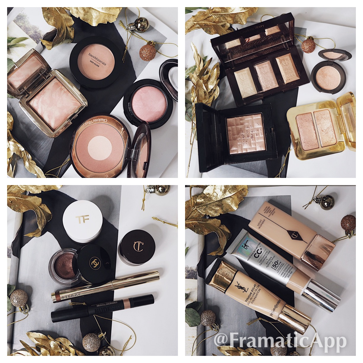 Luxury Make Up Favourites