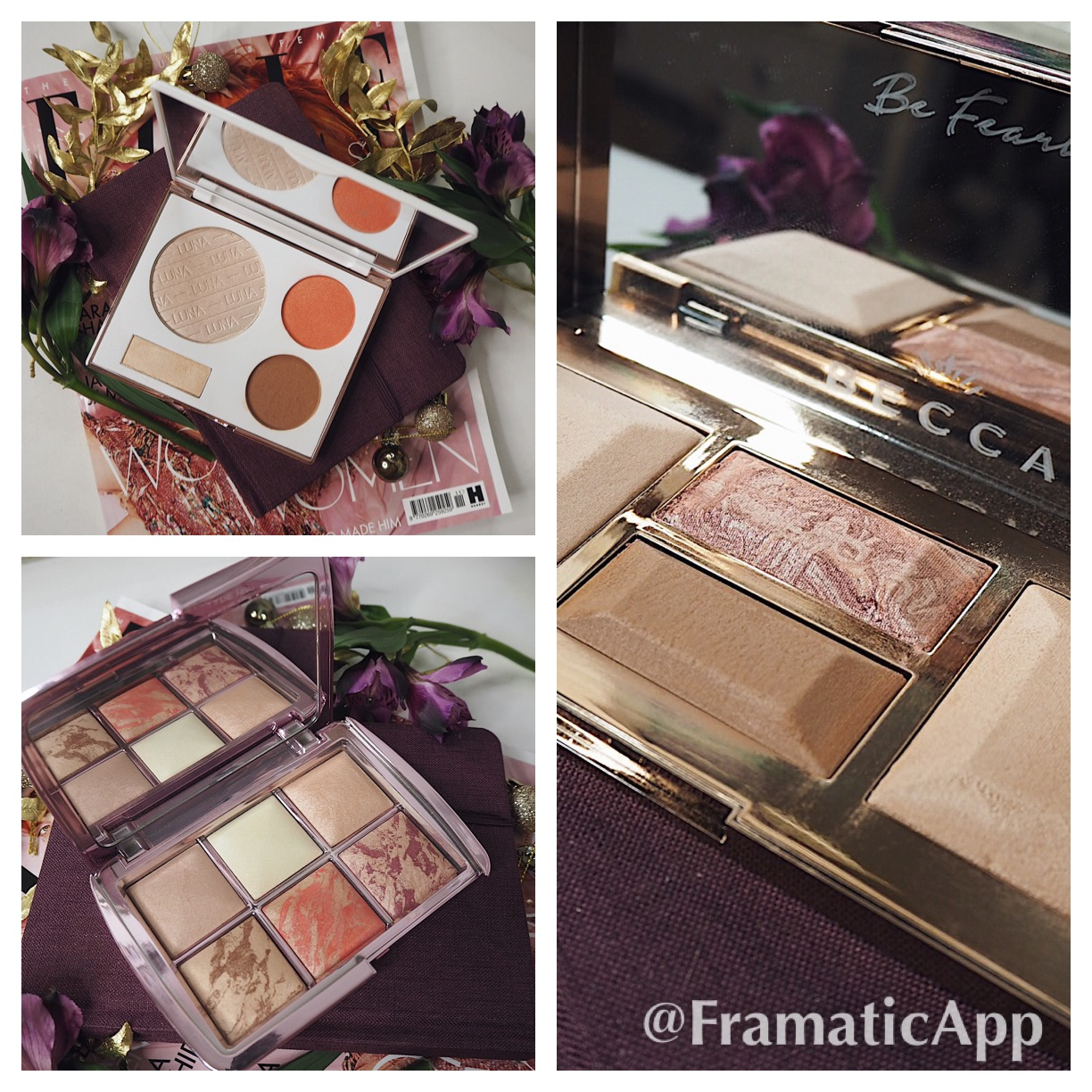 Face Palettes – Five Of The Best