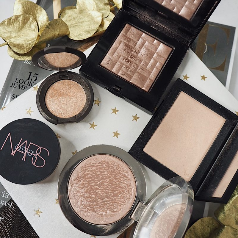 luxury highlighter dior nars becca bobbi brown