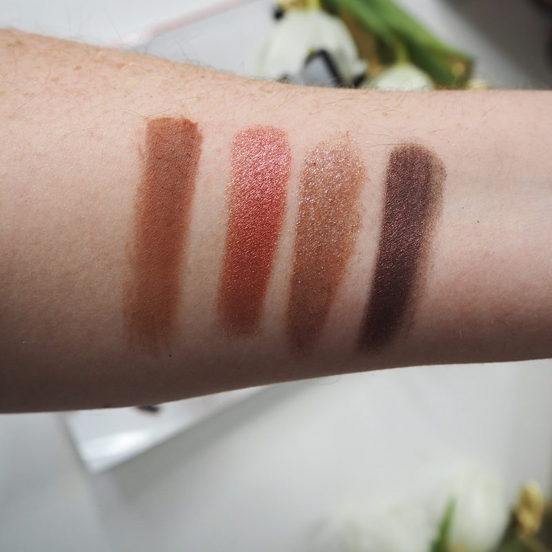 ignited palette eyeshadow nars