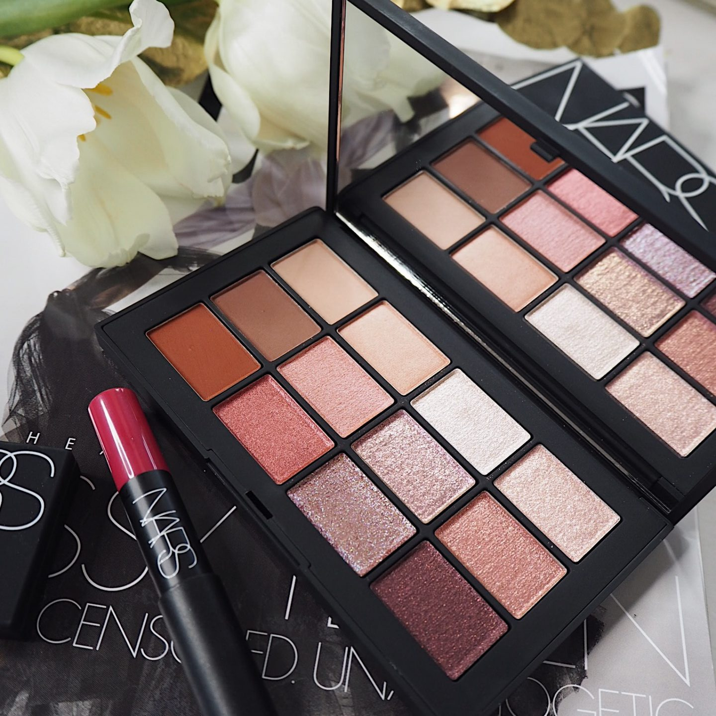 Ignited Eyeshadow Palette From Nars