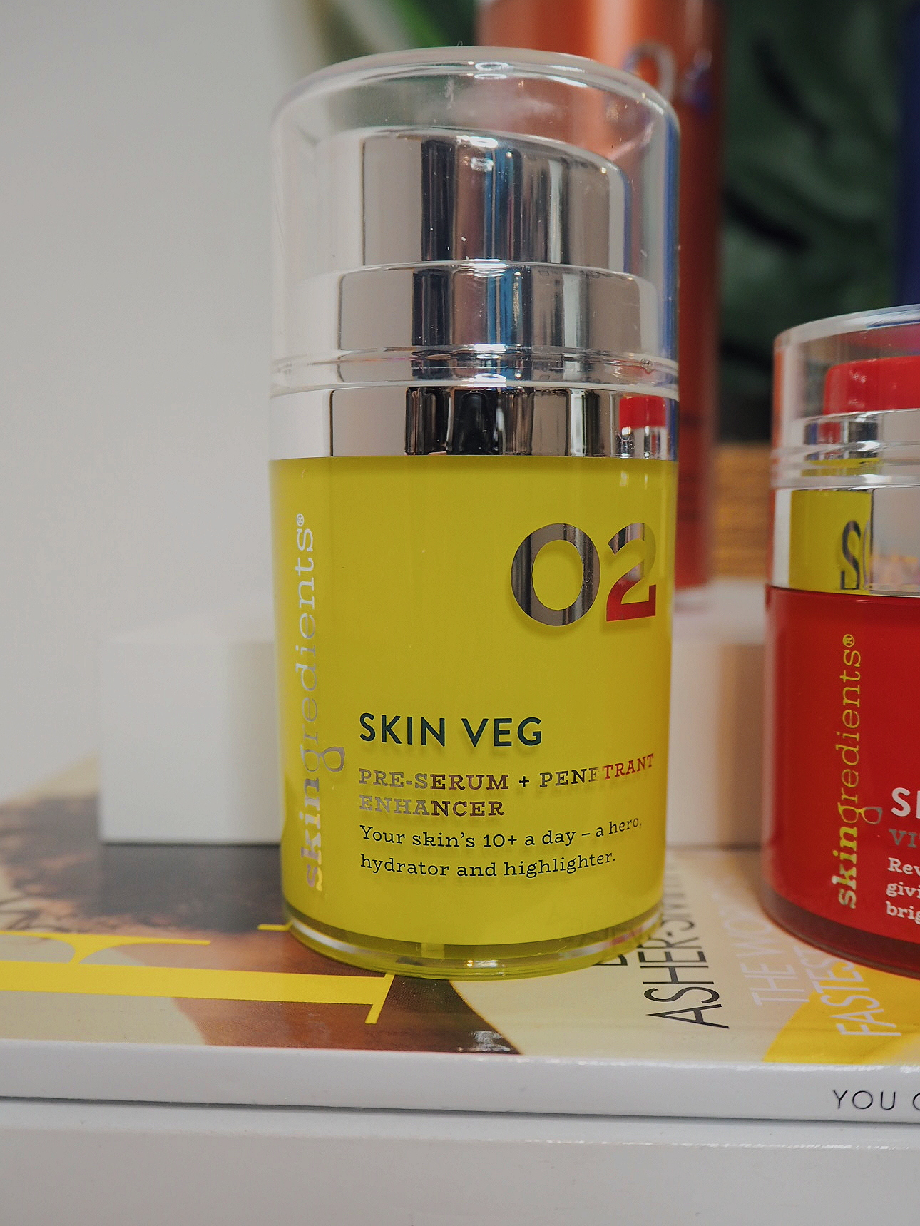 skingredients jennifer rock the skin nerd skincare review irish beauty blog skin veg