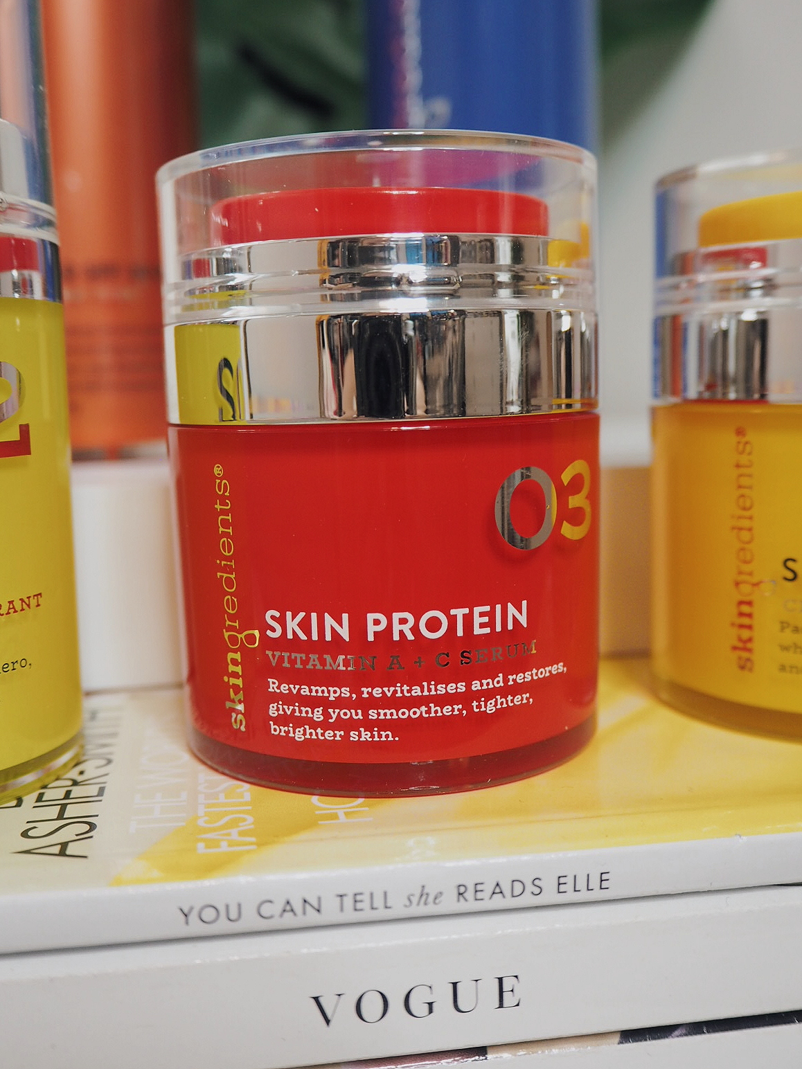 skingredients jennifer rock the skin nerd skincare review irish beauty blog skin protein
