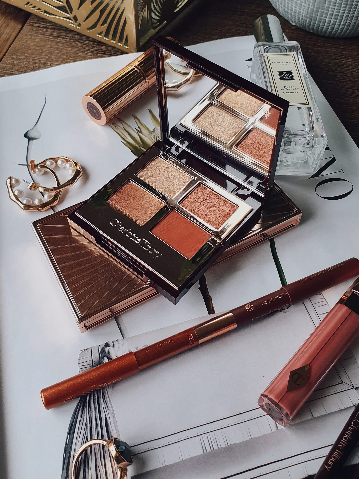 eye colour magic collection copper charge charlotte tilbury